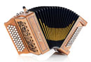 accordéon chromatique basses standard castagnari