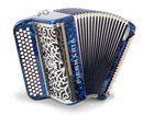 accordéon chromatique basses standard piermaria